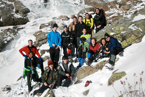 Tuckermans Ravine Outing Club
